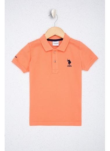 U.S. Polo Assn. Tişört Pembe